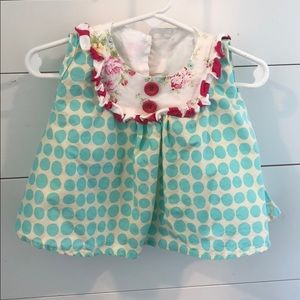 Persnickety 0-3 month Outfit